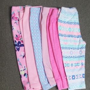 Girly leggings